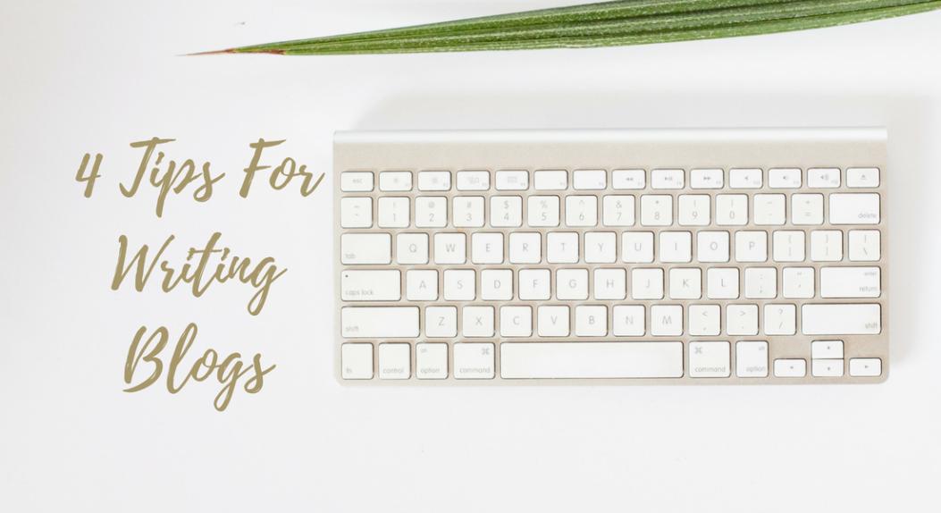 writing blogs header image