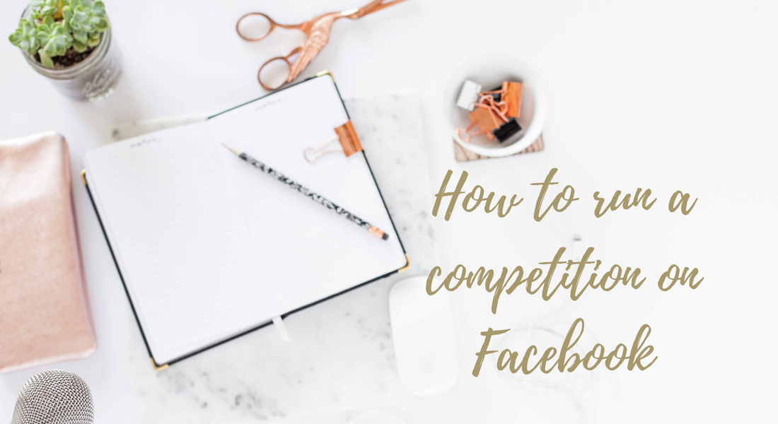 How to run a competition on facebook