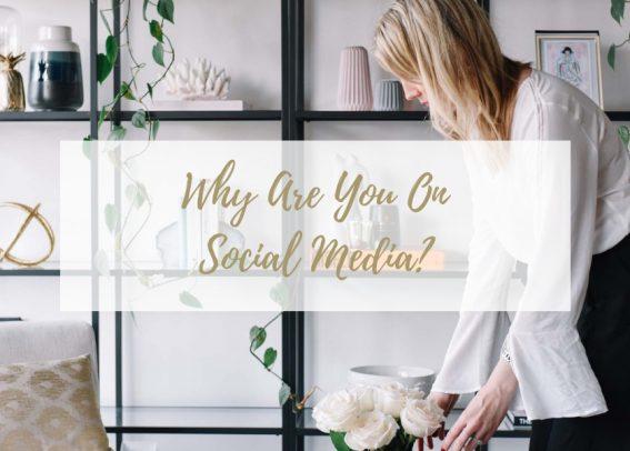 social media objectives header image