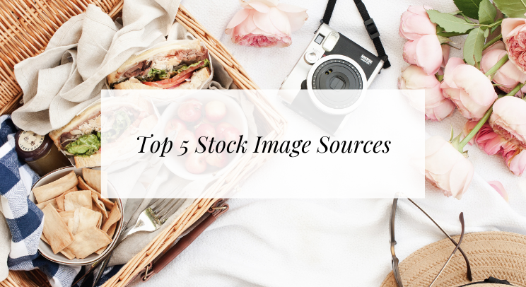top 5 stock image sources